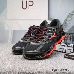 competitive price 280d1 b6b2a Tênis Mizuno Wave Prophecy 8