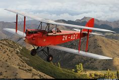 De Havilland DH-60G Gipsy Moth aircraft picture