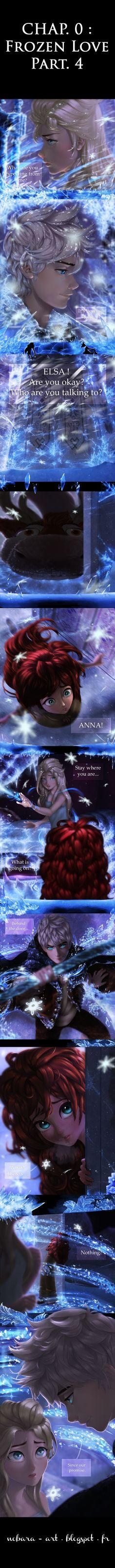 Frozen Love - part 4 by Wild-nobara on DeviantArt