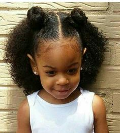 30 Cute And Easy Little Girl Hairstyles Ideas For Your Girl! - Part 3 - 30 Cute And Easy Little Girl Hairstyles Ideas For Your Girl! – Part 3 30 Cute And Easy Little Girl Hairstyles For Your Girl Easy Little Girl Hairstyles, Black Kids Hairstyles, Cute Simple Hairstyles, Natural Hairstyles For Kids, Braided Hairstyles, Toddler Hairstyles, Short Haircuts, Mixed Baby Hairstyles, Protective Hairstyles