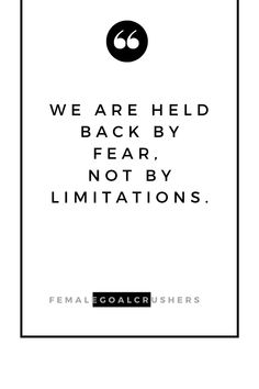 Amen sisters, and may you all read this message over and over again. Your fear is your weakness here, not what you think you can and cannot do. This means you CAN do anything you want and you should start taking action now. Read the quote again, it's your fear that keeps you from reaching your dreams.  #reachyourdreams #letgooffear #nofear #femalepower #growyourfaith #pray #buildingyourself #helpyourself #believeinyourself  #femalebossbabes #pushforward #nolimits You Can Do Anything, What You Think, Powerful Women, Boss Lady, Letting Go, Dreaming Of You, Amen, Thinking Of You, Pray