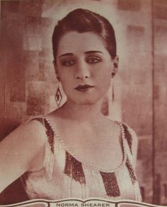 "Norma Shearer, 1925.     One of my fav actresses..... Loved her in ""The Women"" with Paulette Goddard, Rosalind Russell, Joan Crawford and Joan Fontaine...."