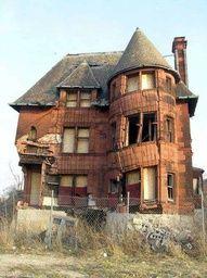 Abandoned house - how sad