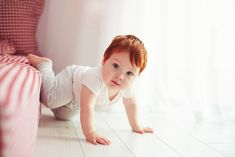 Keep your baby active