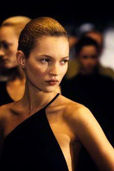 Kate Moss Calvin Klein Fall 1996 RTW   Bespoke Fashion Interiors
