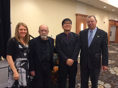 RLA professor Tanya Christ received Oakland University's 2015 Teaching Excellence Award and RLA professor Bong Gee Jang received the Founders' Day Research Award. Congratulations!