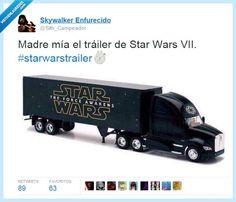 ¡Menudo trailer más bueno! por @Sith_Campeador   Gracias a http://www.vistoenlasredes.com/   Si quieres leer la noticia completa visita: http://www.estoy-aburrido.com/menudo-trailer-mas-bueno-por-sith_campeador/