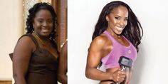 Houston resident Nichola Smiles refused to become a statistic and lost 55 pounds.
