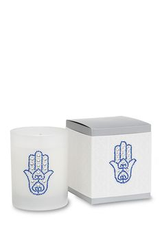 Image of Primal Elements Hamsa Icon Candle in White Glass Primal Elements, Soul Shine, Hamsa, Nordstrom Rack, Jewelry Design, Design Inspiration, Candles, Glass, Image