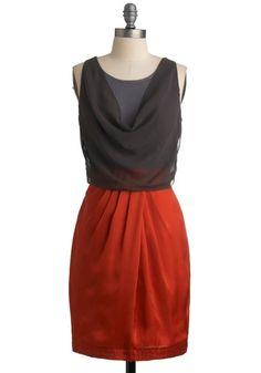 Spark a Conversation Dress | Mod Retro Vintage Dresses | ModCloth.com - StyleSays
