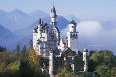Germany's Fairytale Castle: Neuschwanstein
