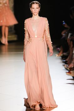 Ellie Saab Fall 2012 collection