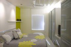 12 ideas de decoración para dormitorios pequeños
