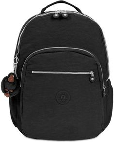 Shop a great selection of Kipling Seoul Go Extra Large Laptop Backpack One Size Dusty Grey. Find new offer and Similar products for Kipling Seoul Go Extra Large Laptop Backpack One Size Dusty Grey. Best Laptop Backpack, Kipling Backpack, Kipling Bags, Backpack Online, Laptop Camera, 17 Laptop, Backpack Straps, Backpack Purse, Black Backpack