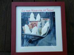 geldgeschenk m use in der tasche jeans bilderrahmen hochzeit geburtstag. Black Bedroom Furniture Sets. Home Design Ideas