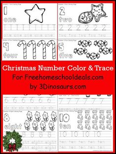 This is a post by Free Homeschool Deals contributor, Cassie at 3 Dinosaurs.   Christmas will be here soon and it is my favorite season! I just love all the d