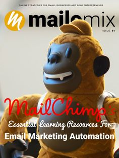 Mailomix Newsletter - MailChimp's Essential Learning Resources For Email Marketing Automation Marketing Automation, Email Marketing, Weekly Newsletter, Learning Resources, Entrepreneur, Tutorials, Business, Teaching Resources, Wizards