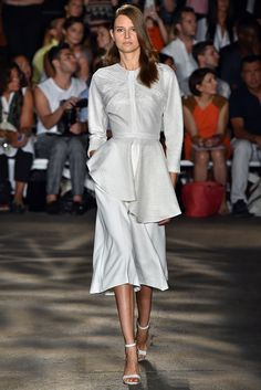 Christian Siriano - Spring 2015 Ready-to-Wear - Look 7 of 47