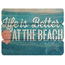 100 Wooden Beach Signs Wooden Coastal Signs Beach Signs Beach Signs Wooden Beachfront Decor