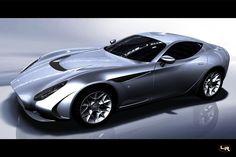 Zagato Perana Z-One Concept