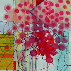 CATHY WOO, paintings