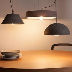 Globus28 Hängeleuchte - alt_image_three Beton Lamps