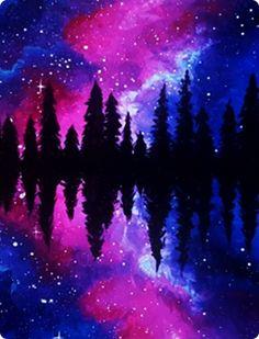 Paint Nite Exhibitions: Galaxy Dreams