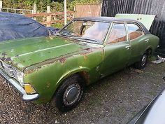 Barn Find Ford Cortina MK3 1600 XL 35k