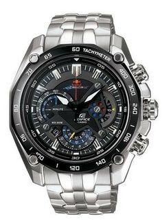 e69f4047edd3 Get 75% OFF ON Imported Casio Edifice 550 Redbull Edition Watch for Men.  Reloj