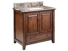 Shop for Stein World Ellie Marble Topped Single Sink, 12386, and other Bathroom Cabinets at Stein World in Memphis, TN. A brown emparador marble top and stylish wood cabinet distinguish the Ellie vanity sink.