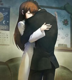 Safebooru is a anime and manga picture search engine, images are being updated hourly. Cute Anime Couples, Couples In Love, Jumin X Mc, Steins Gate 0, Mystic Messenger Jumin, Gate Pictures, Kurisu Makise, Jumin Han, Fan Art
