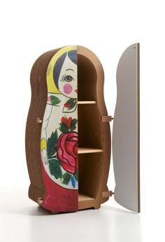 Раз матрёшка, два матрёшка: русский колорит, который вдохновил известных дизайнеров