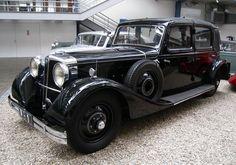 1935 Tatra 80 Landaulet