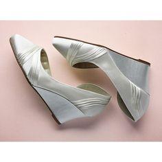 "Rainbow Club - Tamzin, Dyeable, 2.75"" heel, From the UK"