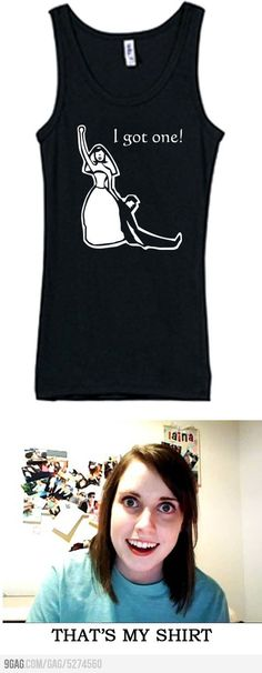 Overly attached girlfriend's vest