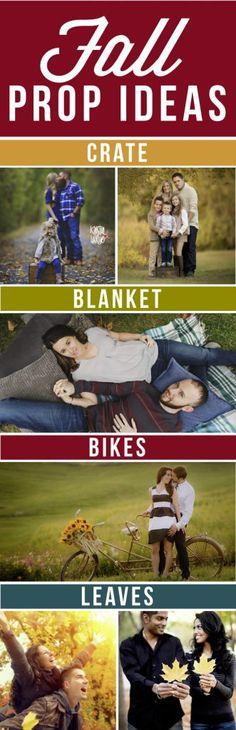 Fall Prop Ideas