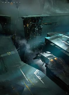 Hot Concept Art by Martin Deschambault | Cruzine