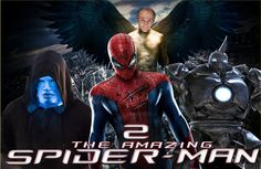 The Amazing Spider Man 2 Hindi Dubbed Full Movie - DVD   Songs Index