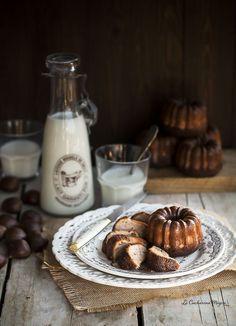 Gluten Free Chestnut Cake /
