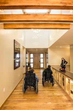 A Dream Home for the Disabled: Oakton parents build long-term house for disabled sons - The Washington Post
