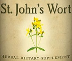 ST JOHNS WORT Flowering Tops Tincture for Healthy Nerves and Mood Support & Sour Stomach Healthy Natural Dietary Supplement Traditional Herb