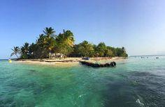 Ilet du Gosier, Guadeloupe (photo by Instagram @avrilanyway)