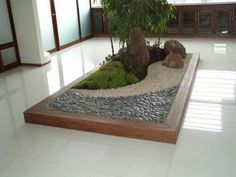 Decoration of gardens