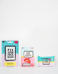 Beauty Junky Tissues Wipes & Face Mask