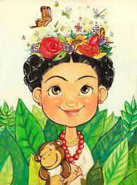 Las 21 Mejores Imágenes De Frida Kahlo En 2016 Frida Kahlo Dibujo