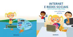 E-book grátis: Internet e Redes Sociais - O objetivo deste e-book é fornecer aos pais, e outros educadores, informação acerca da relação dos mais novos com os meios de comunicação, no sentido de promover uma relação e um uso mais crítico e criterioso.