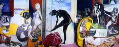 193. Donne stanze paesaggi oggetti - 1967