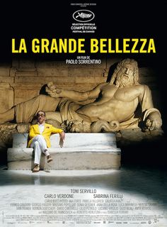 La Grande Bellezza (The Great Beauty), 2013. Set in Rome.