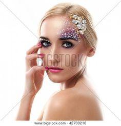 maquillaje artistico para mujeres - Buscar con Google