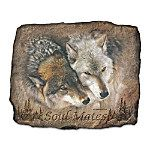 wolf plate Evenings call | Native-American-Collectibles.com - Native-American decor, Native ...